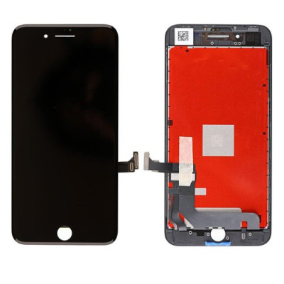 iPhone 8 Plus (Compatible) LCD Touchscreen - Black
