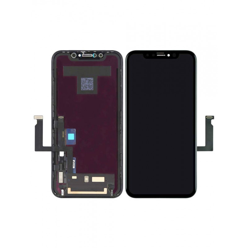 iPhone XR (Compatible) LCD Touchscreen - Black