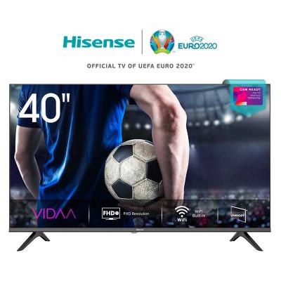 TV COLOR 43 HISENSE 43A7100F - LED 4K SmartTV WIFI BLUETOOTH 3HDMI 2USB 1600 PCI