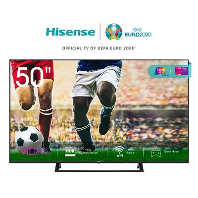 TV COLOR 50 HISENSE 50A7300F - CENTRAL STAND LED 4K Smart TV WIFI 3HDMI 2USB