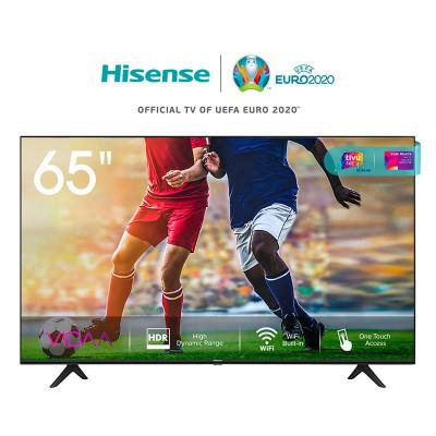 TV COLOR 65 HISENSE 65A7100F - LED 4K SmartTV WIFI 3HDMI 2USB 1600 PCI