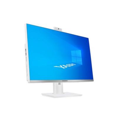 ALL IN ONE YASHI QUANTUM S AY42409 24'' i3-10100 8GB 240GB SSD Tastiera e Mouse W10P White PIVOT