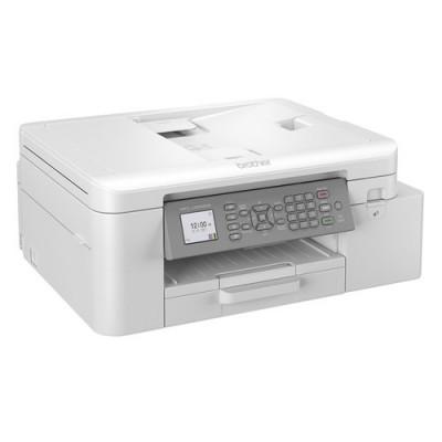 MULTIFUNZIONE BROTHER INK MFC-J4340DW A4 20/19ipm 128MB 150FF FAX ADF DUPLEX USB2.0 WiFi LCD 4.5cm