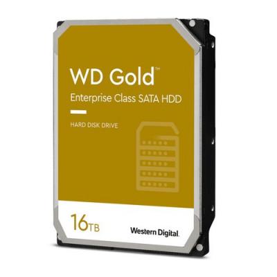 """HD WD SATA3 16TB 3.5"""" GOLD Enterprise-Class 7200rpm 512mb cache - WD161KRYZ"""
