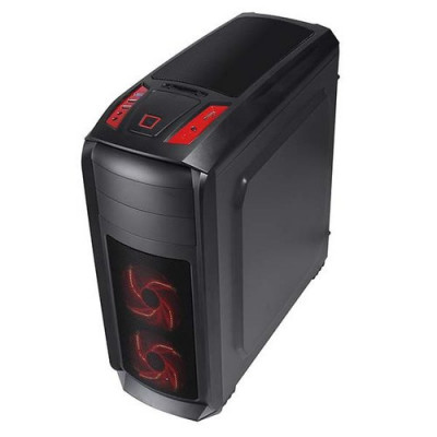 PC GAMING YASHI EY11771 i7-11700K 16GB RAM DDR4 1TB M.2 NVMe RTX3070Ti 8GB DVD Tastiera Mouse 1000W Air Cooler W10P
