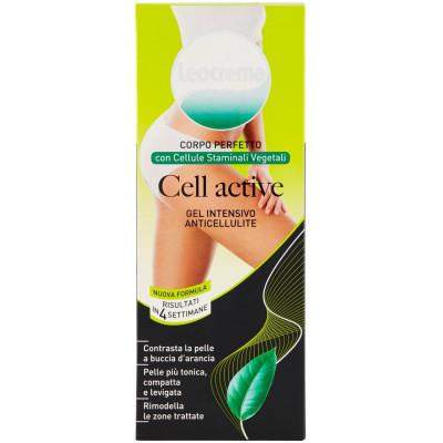 Leocrema Cell-Active Anti-Cellulite Gel 200ml