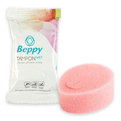 Beppy Soft & Comfort Wet Tampon 1 pc