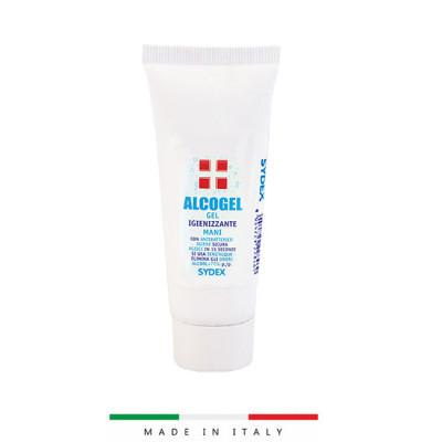 Alcoholic Hand Sanitizing Gel 40 ml Tube