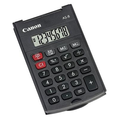 CALCULATOR CANON AS-8 8 DIGITS