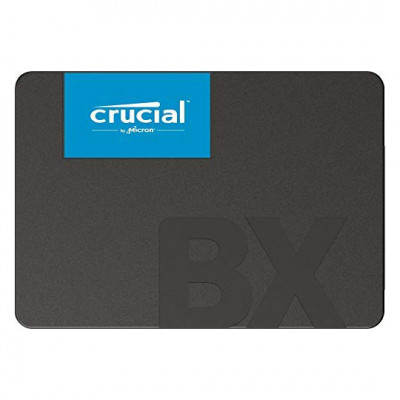 Crucial BX500 CT240BX500SSD1(Z) 240 GB Internal SSD (3D NAND, SATA, 2.5 Inch)