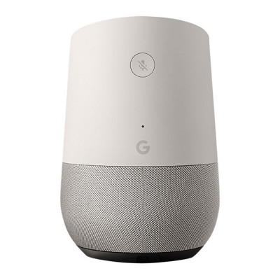 Google Home Smart Hub Hands-Free WiFi Smart Speaker White