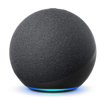 NEW Echo Dot (4th generation) | Smart speaker with Alexa | Charcoal