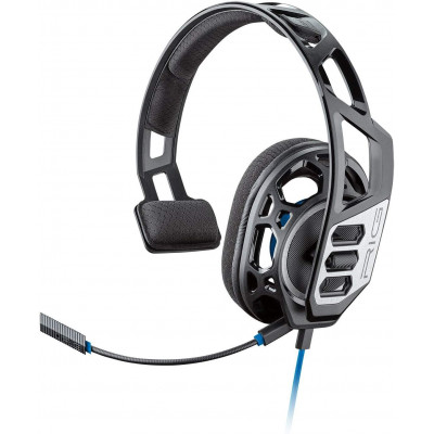 Plantronics RIG 100HS Chat Gaming Headset with Mic and Open Ear Full Range Chat for PlayStation 4 (PS4)