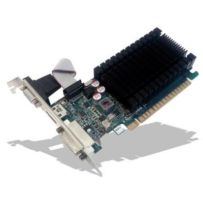 SVGA PNY NVIDIA GT710 2GB DDR3 64BIT VGA+DVI+HDMI PCI-E 2.0 - GF710GTLH2GEPB