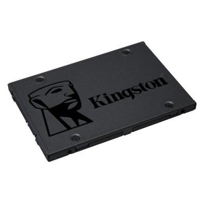 "SSD KINGSTON 480GB 2.5"" SATA3 READ:550MB/S-WRITE:450MB/S SA400S37/480G"