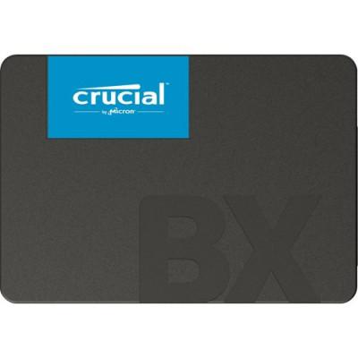 "SSD CRUCIAL 480GB BX500 2.5"" SATA3 READ:540MB/s-WRITE:500MB/s CT480BX500SSD1"