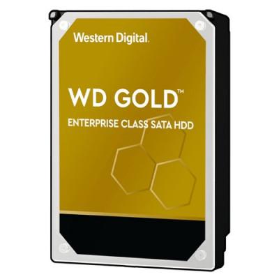"""HD WD SATA3 4TB 3.5"""" GOLD 7200 RPM 128mb cache - WD4003FRYZ"""