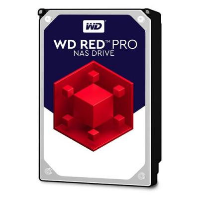 """HD WD SATA3 4TB 3.5"""" RED PRO INTELLIPOWER 64mb cache 7200RPM 24x7 - NAS HARD DRIVE - WD4003FFBX"""