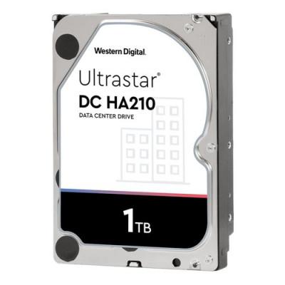 """HD WD HGST Ultrastar DC HA210 HUS722T1TALA604 SATA3 1TB 3.5"""" 128MB CACHE 7200RPM - HUS722T1TALA604"""
