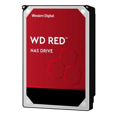 "HD WD SATA3 6TB 3.5"" RED INTELLIPOWER 64mb cache 24x7 - NAS HARD DRIVE - WD60EFAX"