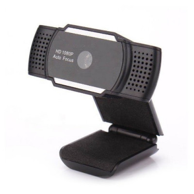 WEBCAM ENCORE EN-WB-FHD03 FULL HD 1920x1080 30FPS AUTOFOCUS CON SISTEMA AF MICROFONO INCORPORATO 1.5mt USB