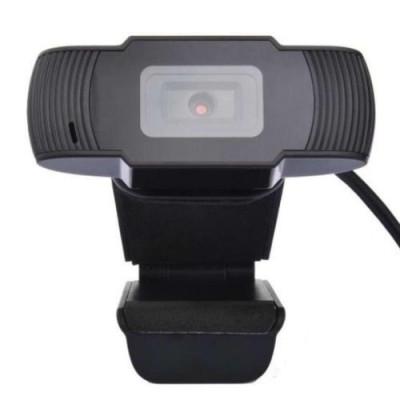 WEBCAM ENCORE EN-WB-HD01 1280x720 30FPS/secondo Lente 4P con Microfono, AUTOFOCUS, USB