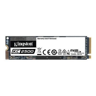 "SSD KINGSTON M.2(2280)   2TB SKC2500M8/2000G 2.5"" SATA3 Read:3500MB/s-Write:2900MB/s"