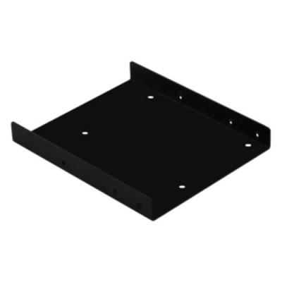 """ADATTATORE ATLANTIS A06-BRA110 SSD-HDD 2.5""""/3.5"""" Permette di instal. un disco SSD o HDD da 2,5""""in un alloggiamento da 3.5"""""""