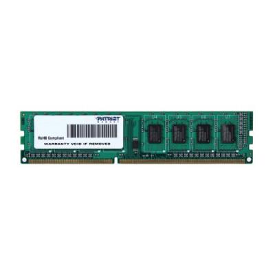 DDR3 PATRIOT 4GB 1600Mhz - PSD34G160081