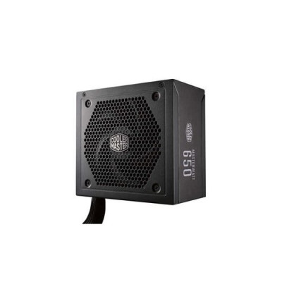 Cooler Master MasterWatt 650 power supply unit 650 W 24-pin ATX ATX Black