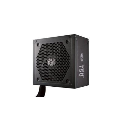 Cooler Master MasterWatt 750 power supply unit 750 W 24-pin ATX ATX Black