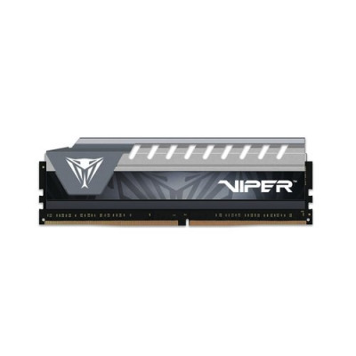 """DDR4 PATRIOT """"VIPER V ELITE"""" 16GB 2666Mhz - CL16 GRY/GRY HS SINGLE - PVE416G266C6GY"""