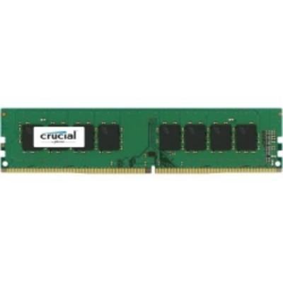 DDR 4 CRUCIAL 4Gb 2400 Mhz - CL17 SingleRank - CT4G4DFS824A