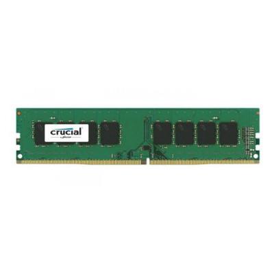 DDR 4 CRUCIAL 4Gb 2666 Mhz - CL19 SingleRank - CT4G4DFS8266