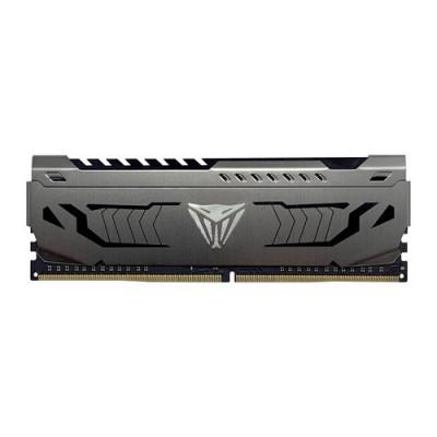 """DDR4 PATRIOT """"VIPER STEEL"""" 8GB 3200Mhz - ALUMINIUM HEAT SHIELD - PVS48G320C6"""