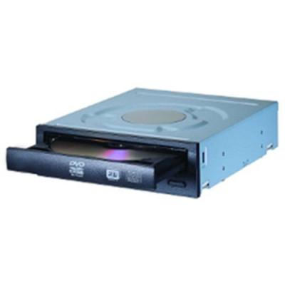 MAST. LITE ON SATA MULTI DVD 24x12x DVD±R/DL BULK Black IHAS124-04/14